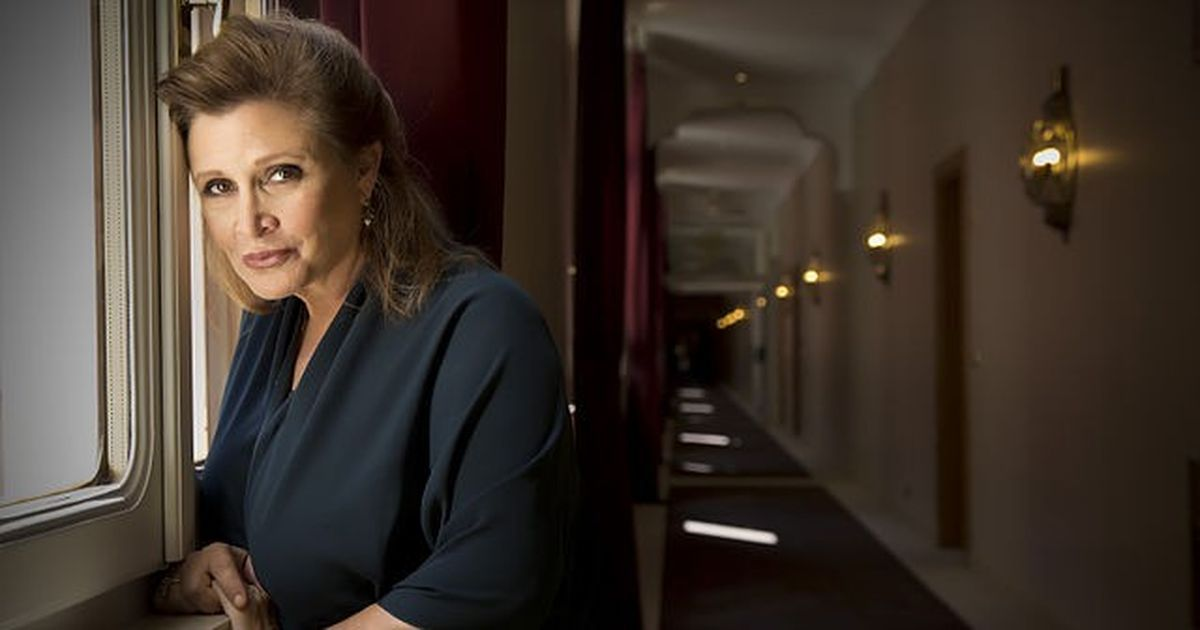 Actress Carrie Fisher Reportedly In Stable Condition After Entering Cardiac Arrest