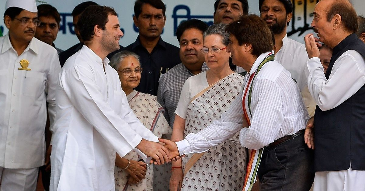 सिकुड़ते वोट बैंक और लचर संगठन के बावजूद कांग्रेस को उत्तर प्रदेश से बड़ी उम्मीद क्यों है?