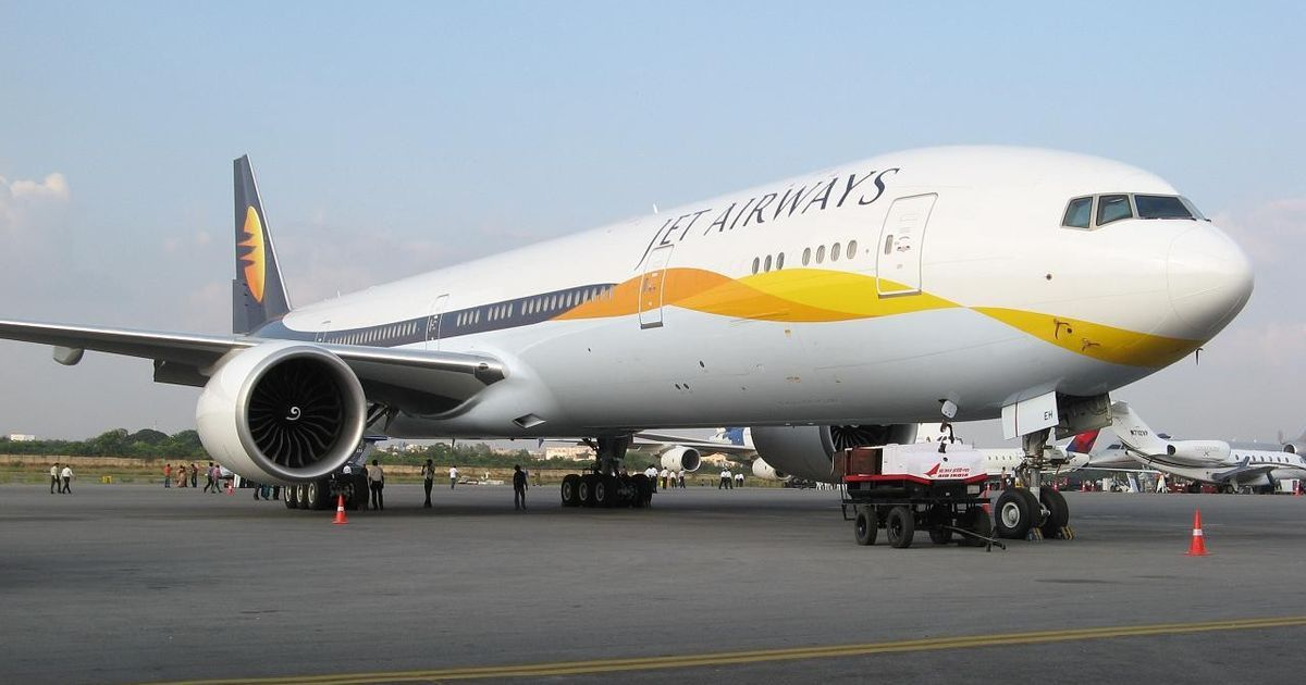 Jet Airways Flight To Mumbai Skids Off Runway At Goa39s Dabolim Airport D