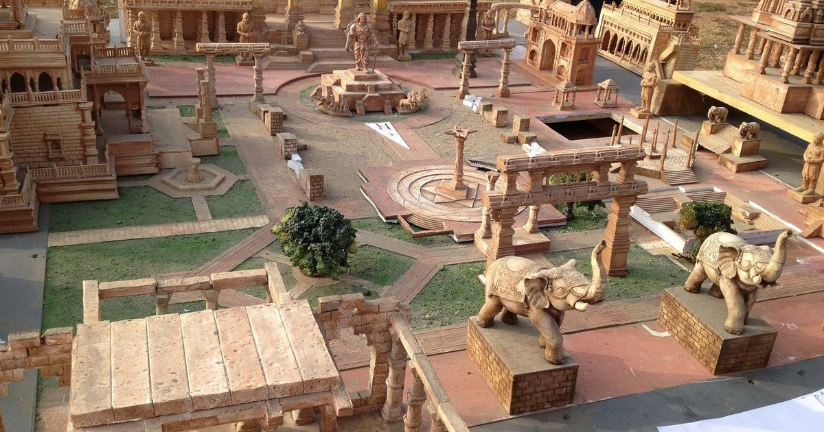 An architect explains why turning new Andhra capital into 'Bahubali' sets is a ridiculous idea