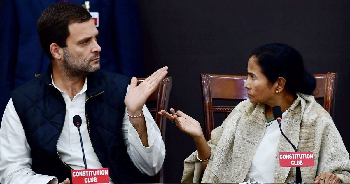 Bengal chit fund scams: BJP shares Rahul Gandhi's old comments against Mamata Banerjee
