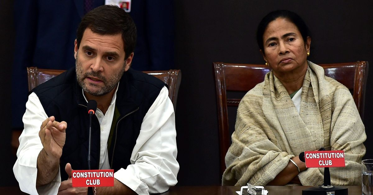 Congress' decision on impeachment motion was not correct: Mamata