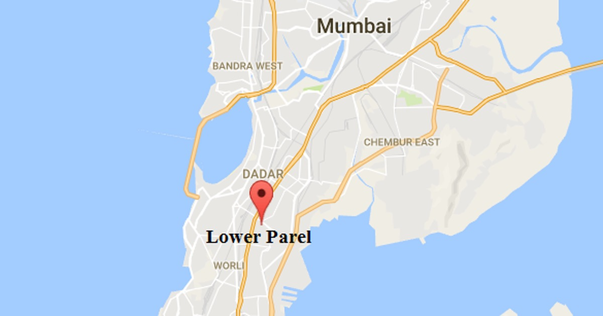Mumbai: Fire breaks out at Navrang studio in Lower Parel