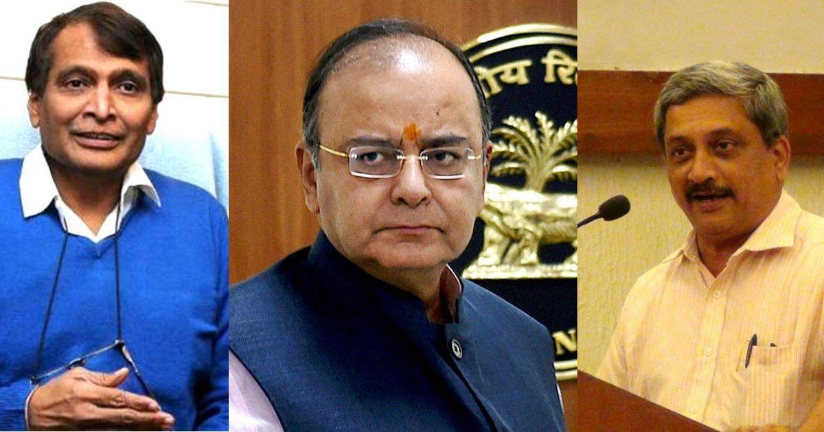 तीन सबसे कार्यकुशल माने जाने वाले केंद्रीय मंत्री जो 2016 में सबसे नाकाम दिखे
