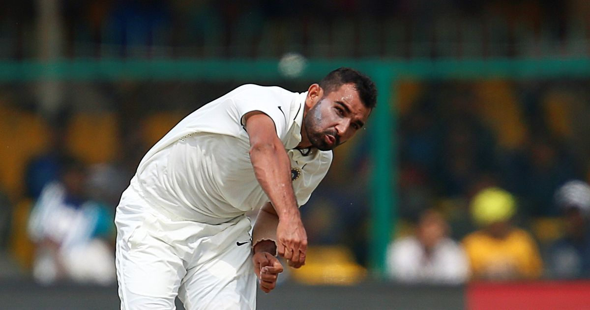 Mohammed Shami could play in Dharamsala Test, hints Virat Kohli