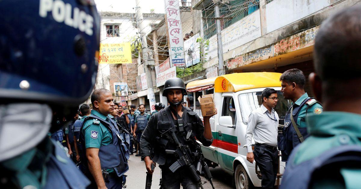 Bangladesh Police foil JMB's New Year Celebrations terror attack plan