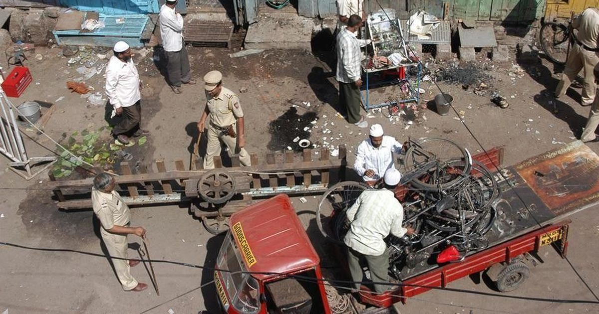 Lt Col Purohit, main accused in 2008 Malegaon blast case, gets bail