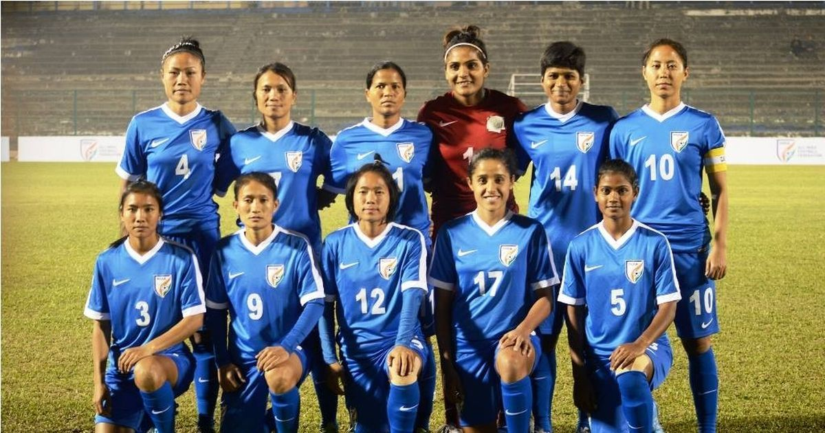 Indian Women's Team will kickstart their Olympic Qualifiers second round in April