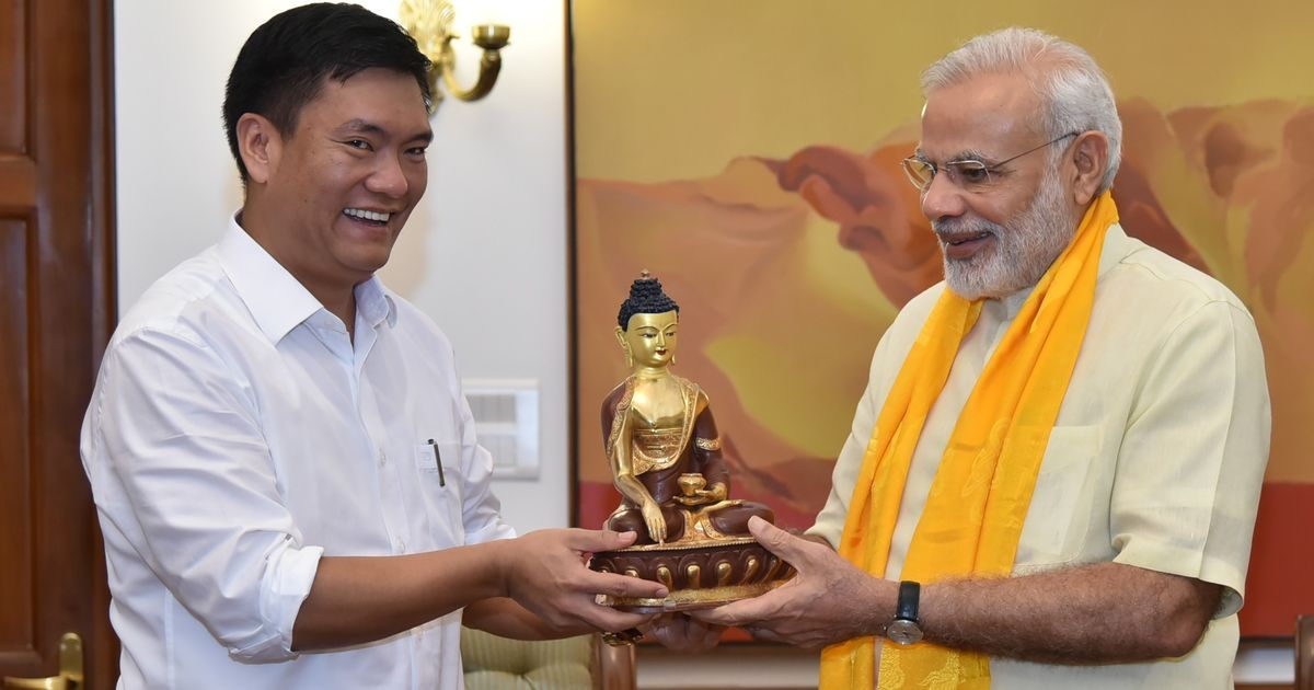 The BJP's unelected victory in Arunachal Pradesh does nothing for its credibility in the North East