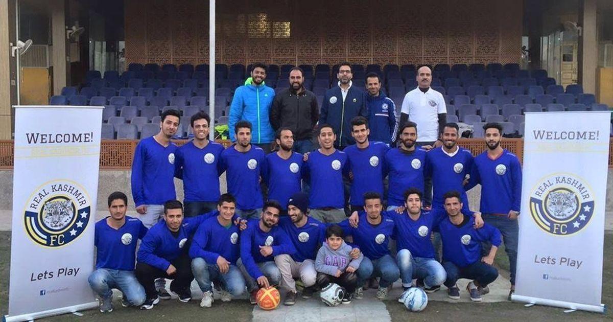 Real Kashmir FC get ex-Scottish international David Robertson as head coach