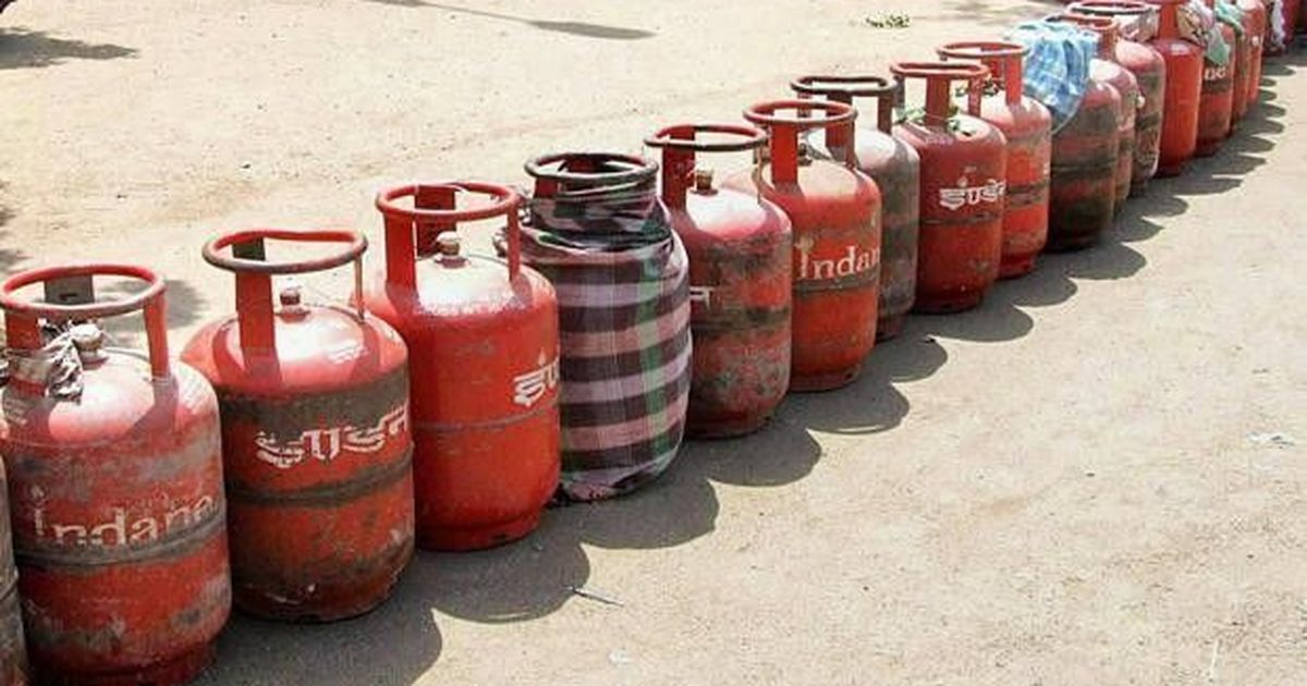 LPG Cylinder price hiked by Rs 1.50, Subsidised LPG cylinder price now Rs 488.68