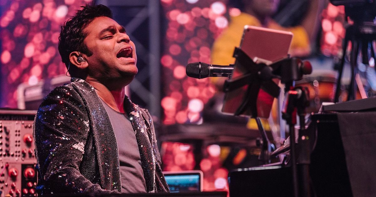 You've heard the AR Rahman song? Now listen to the background score