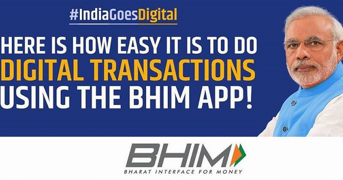 Bhim app may have topped download charts but it's not
