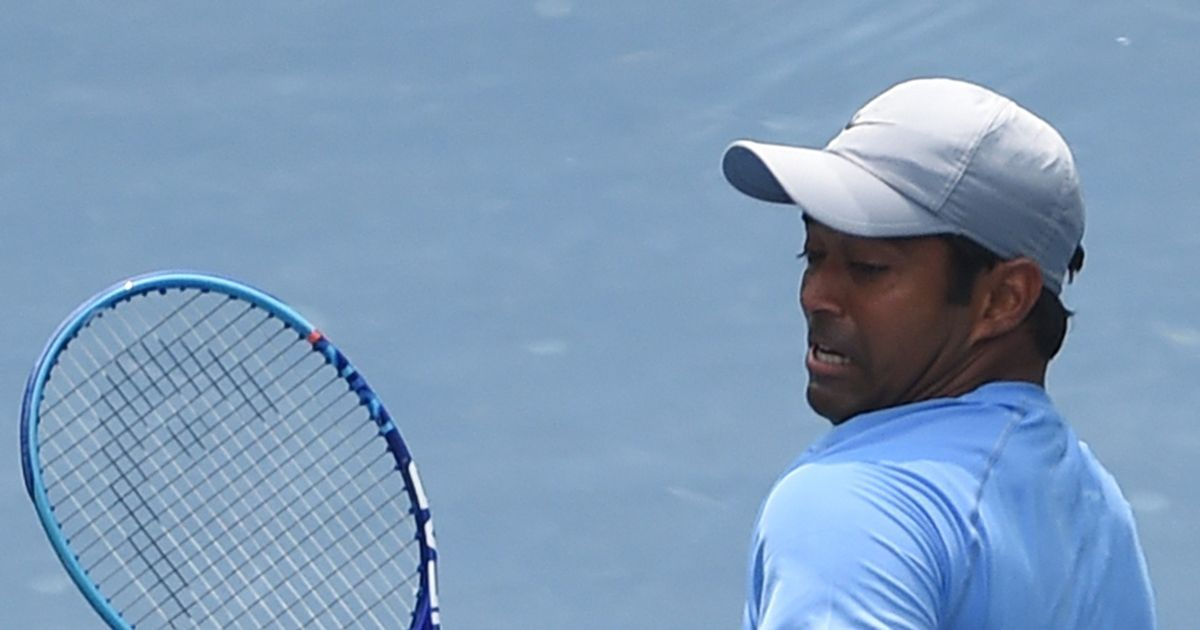 Chennai Open: Leander Paes and Andre Sa ousted by unseeded pair of Divij Sharan and Purav Raja