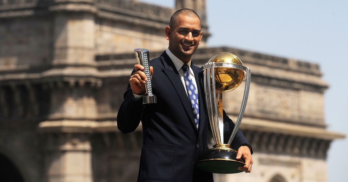 MS Dhoni steps down as T20I, ODI captain