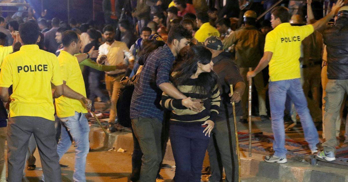 30 seconds of confusion projected as mass molestation, Bengaluru's police commissioner tells BBC