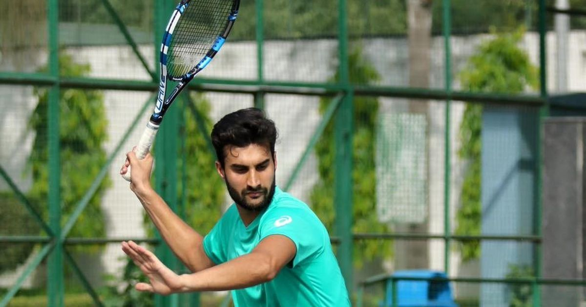 Yuki Bhambri progresses to second round of Australian Open qualifiers, Saketh Myneni bows out