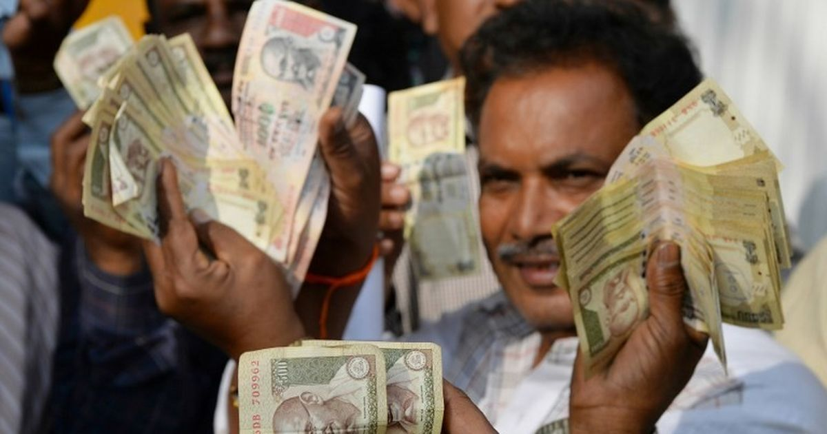 Demonetisation may have had a disproportionate impact on poor households, says World Bank