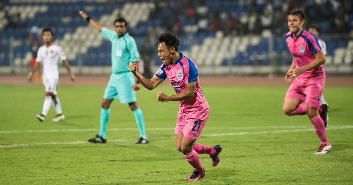 Football: We can only go upwards after Asian Cup, says India winger Udanta Singh