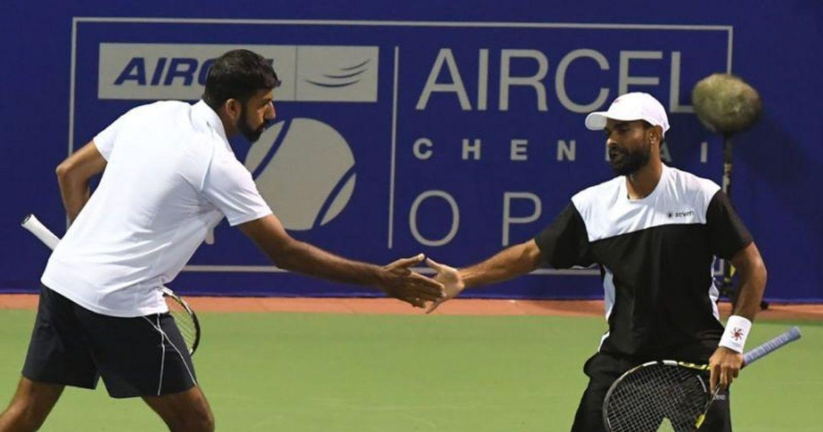 Chennai Open: Rohan Bopanna and Jeevan Nedunchezhiyan set up all-Indian doubles final