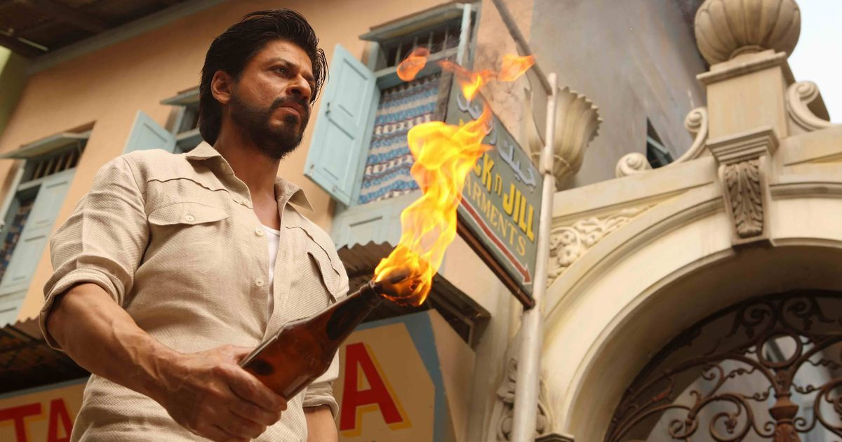 'Raees' is 'full-on commercial cinema, but it is also artistic', says its cinematographer
