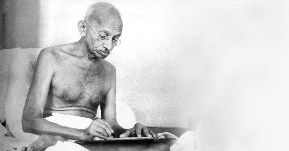 When 11 young women took on Gandhi about a woman's right to dress as she chooses