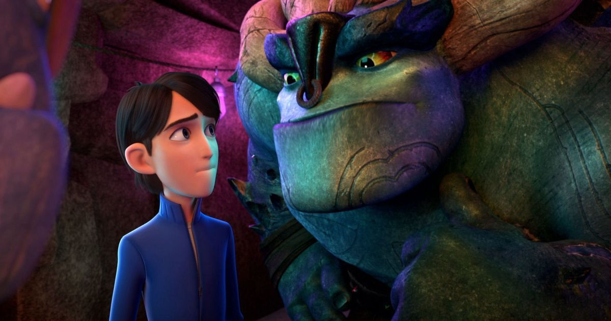 Guillermo del Toro's 'Trollhunters' is for kids and the kids hidden inside the grown-ups