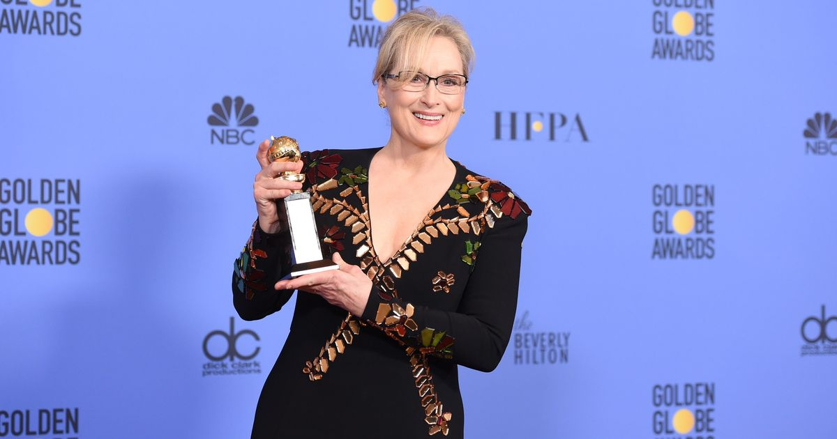 Meryl Streep wants to trademark her name and prevent its unauthorised commercial use
