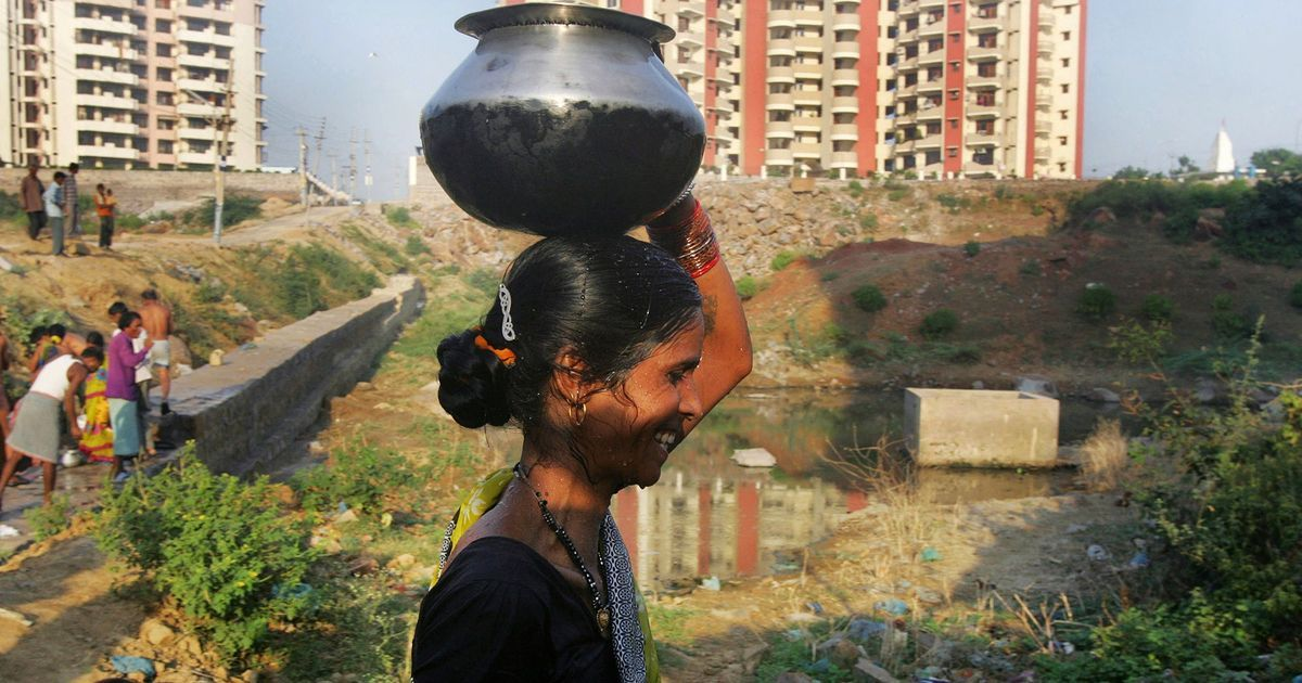 In South Asia, women bear the brunt of climate-induced migration