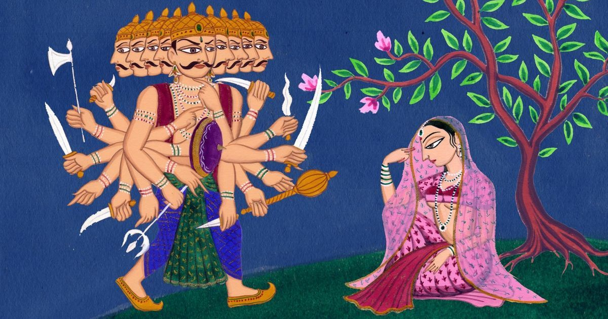 Ramayana reimagined: Was Ravan actually in love with Sita?