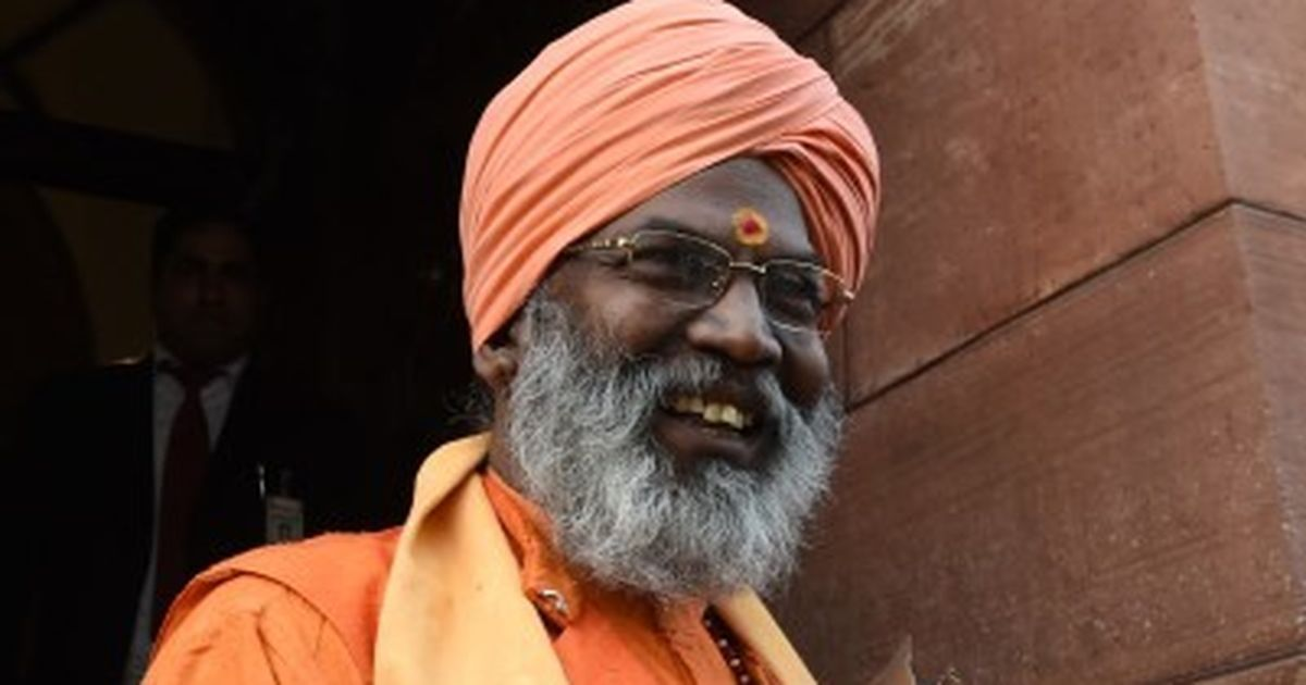 UP: EC issues showcause notice to BJP legislator Sakshi Maharaj for 'population explosion' remark