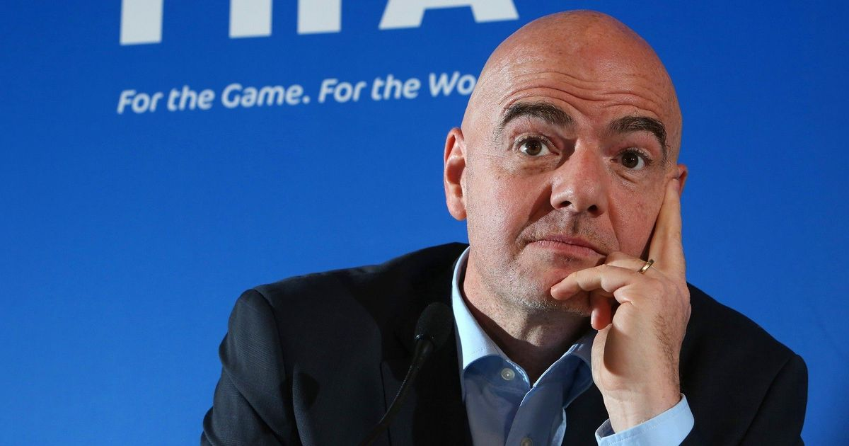Not A Big Problem Fifa Chief Gianni Infantino Plays Down Doping Issue In Football