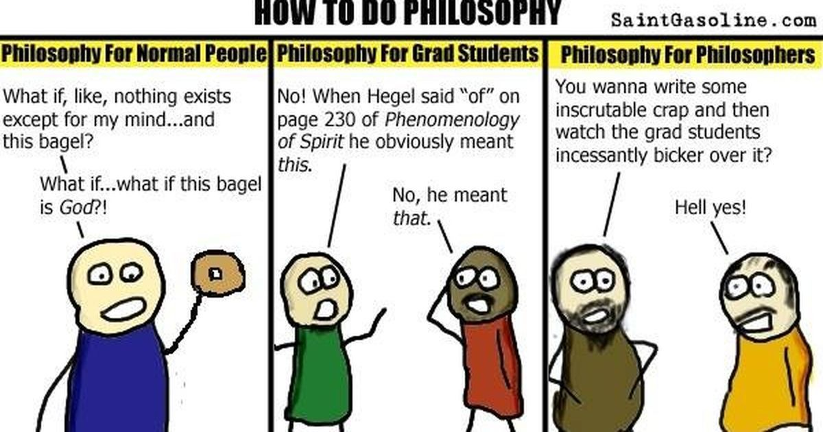 Now trending: Philosophy is driven more by fashion than reason