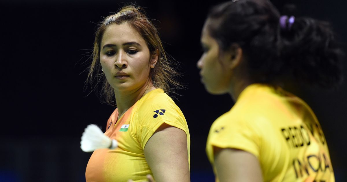 Badminton doubles players receive 'step-motherly treatment' in India, says Jwala Gutta