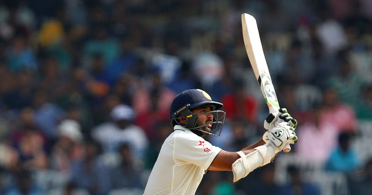 Karthik replaces Saha in Indian squad for third Test