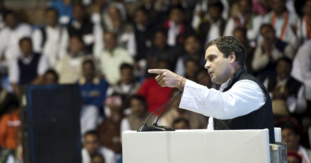 Playing the mimic: Rahul Gandhi just took a leaf out of Narendra Modi's book