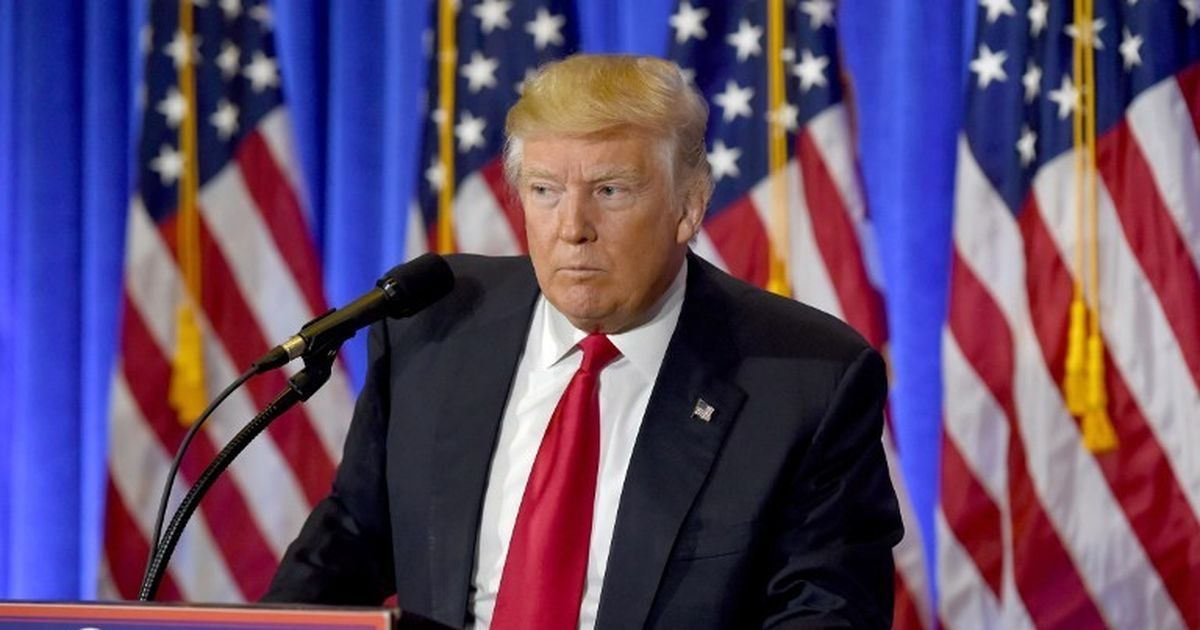 I think it was Russia: Donald Trump on outside involvement in the US presidential elections