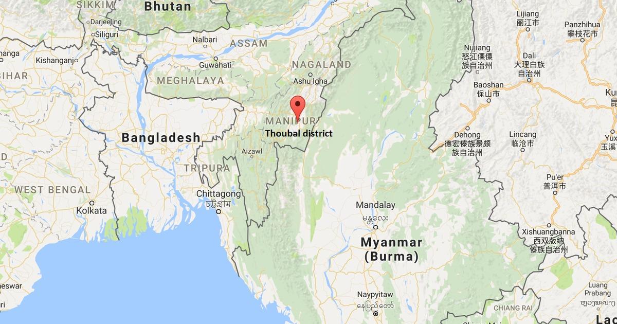 Manipur: Police arrest three NSCN (IM) militants and a sympathiser