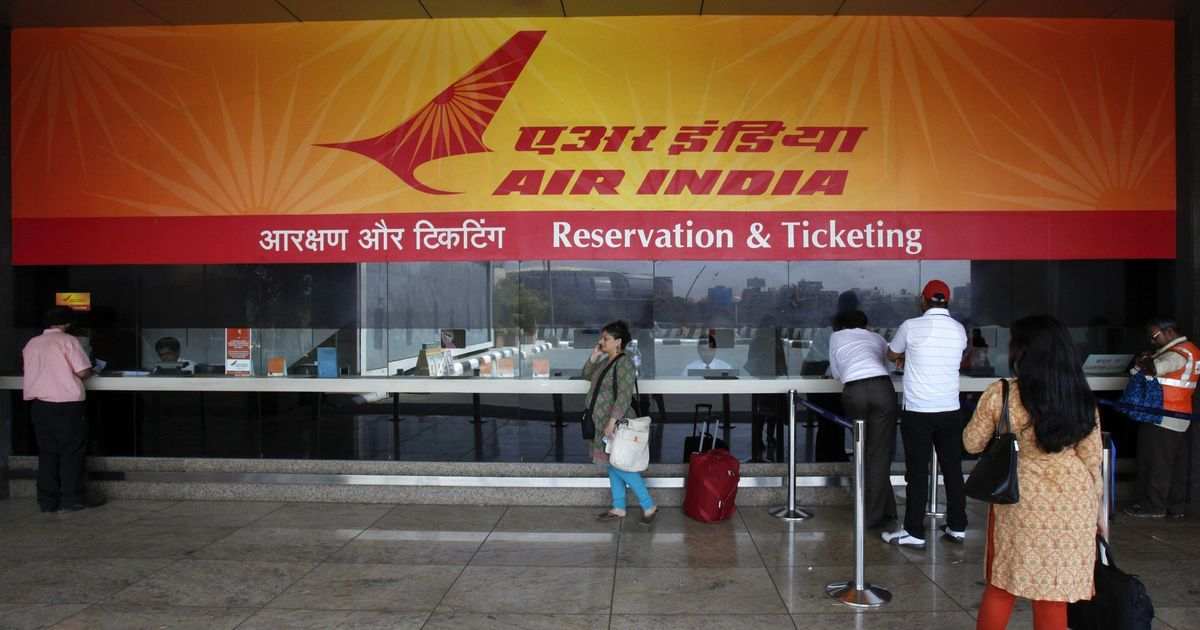 Air India will reserve six seats for women travelling alone from January 18
