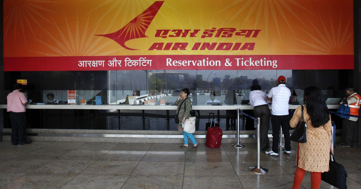 Air India stops serving meat to domestic economy class passengers as a way to 'cut costs'