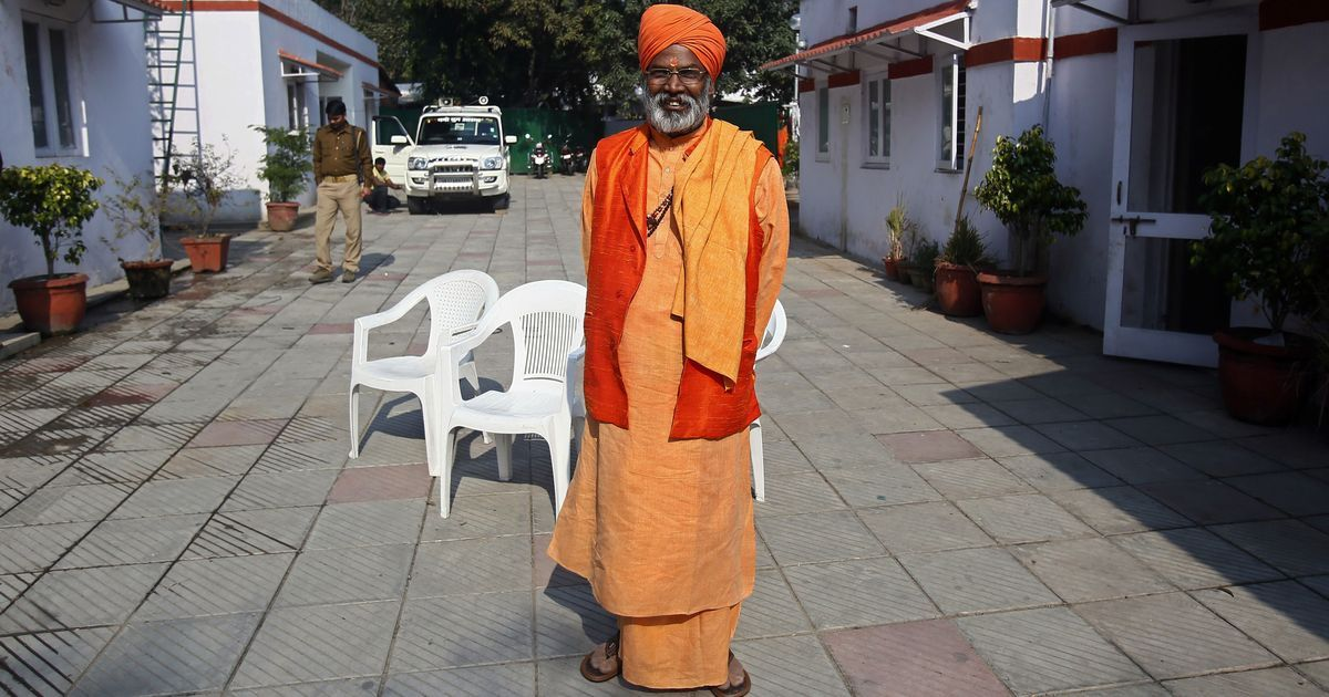 UP polls: Election Commission censures BJP MP Sakshi Maharaj for his population control remark