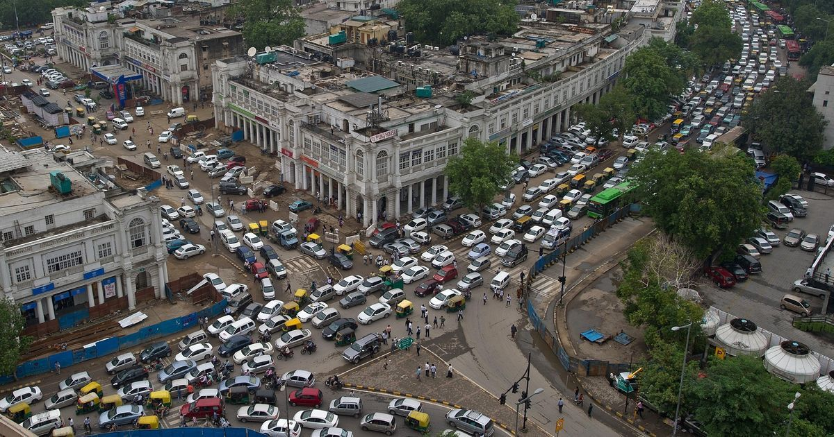 Delhi has plans to make Connaught Place a car-free zone. Why can't other cities follow its example?