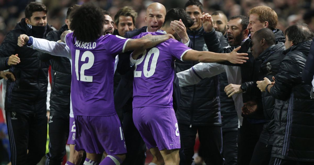 Watch: Can anyone stop Real Madrid? They've now gone a record 40 matches without losing