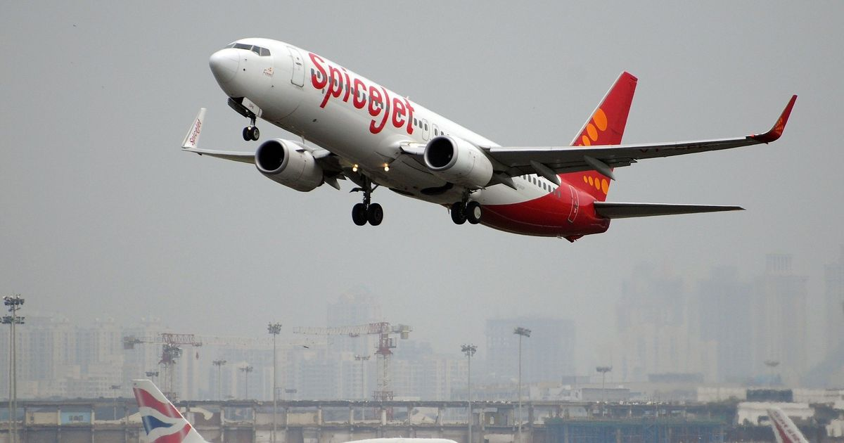 SpiceJet's second-quarter profit rises 80% to Rs 105.3 crore