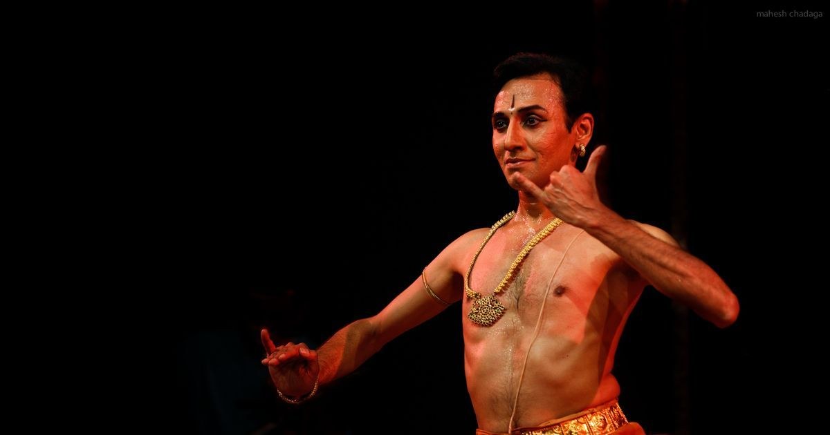 In step with time: Male dancers are chipping away at the gender barrier in Bharatanatyam