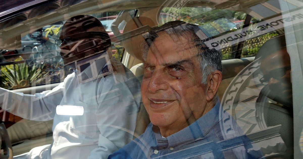 N Chandrasekaran will take the company to new heights, says Ratan Tata