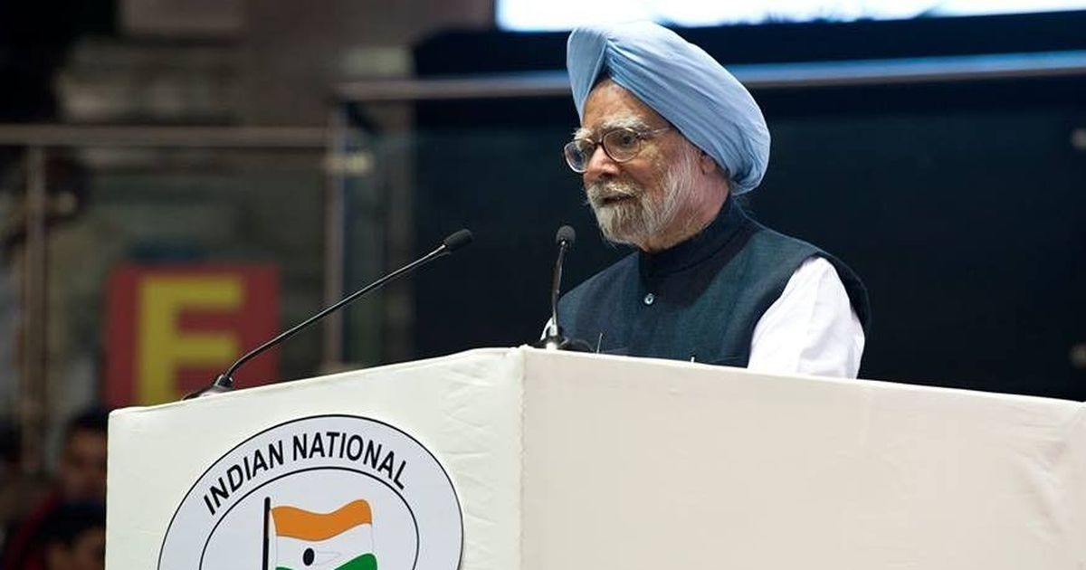 Modi's Govt never acted on corruption, UPA Govt did : Manmohan Singh
