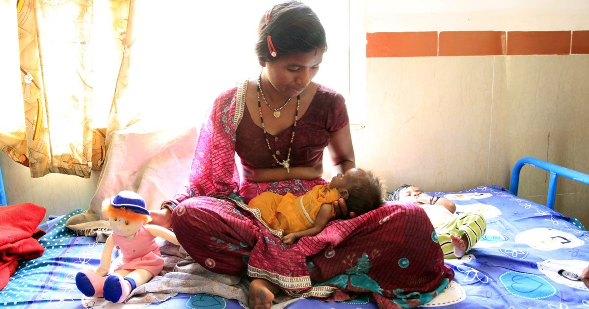 No, India is not a 'breastfeeding nation'. But it badly needs to be one