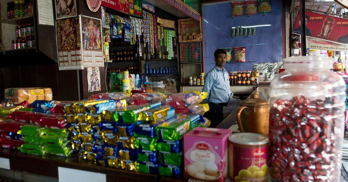 Faced with competiton from e-commerce giants, neighbourhood kirana stores are adapting