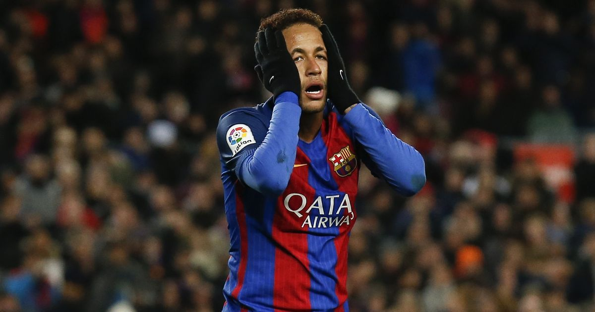 Neymar's move to PSG hits roadblock as La Liga rejects payment of buyout clause